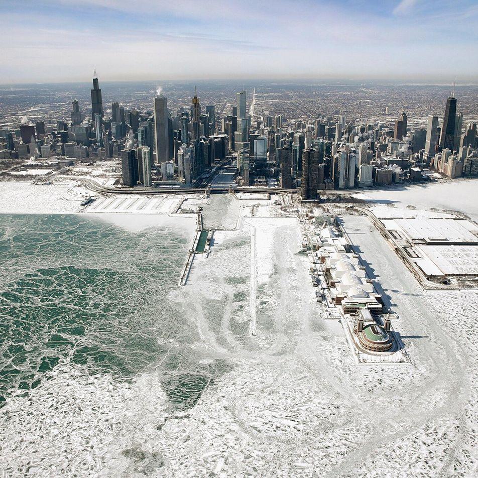 El vórtice polar se desplaza y aumentan las probabilidades de un invierno extremo en el hemisferio ...