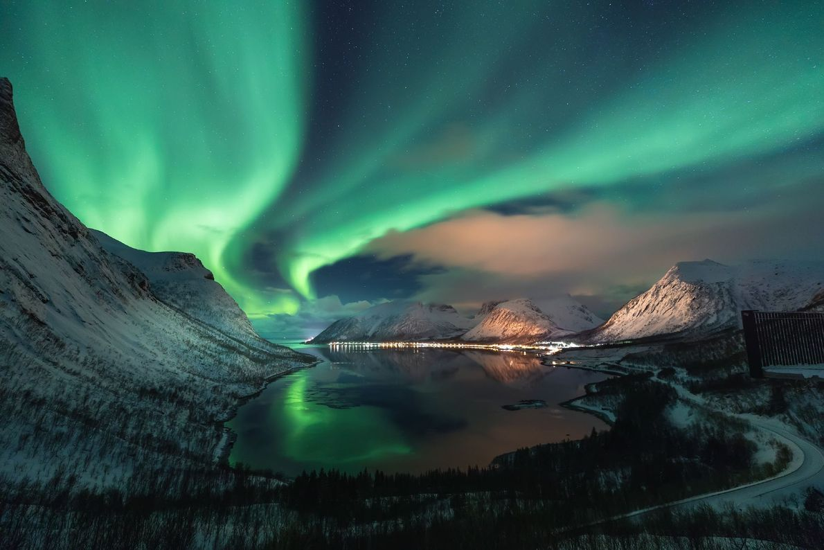 Bergsbotn, Noruega