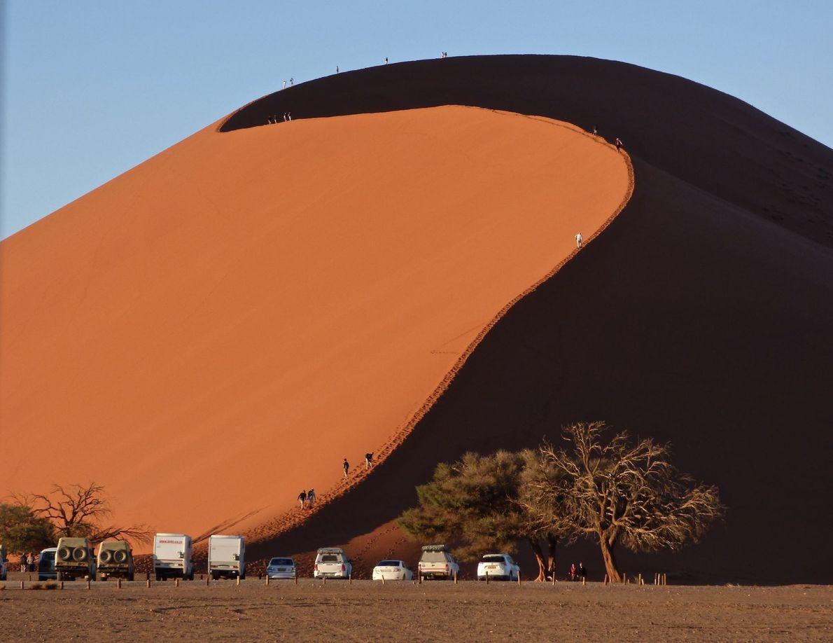 Área Sossusvlei, Namibia