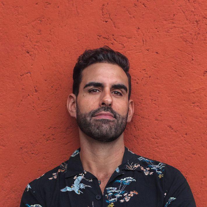 Fotógrafo español y explorador de National Geographic, que actualmente reside en México.