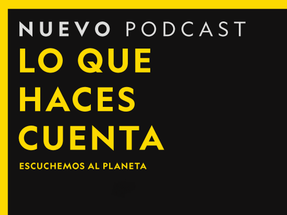 National Georgaphic y Radio Disney lanzan una serie de podcasts sobre cambio climático