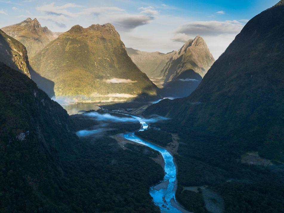 Descubren parte de un antiguo supercontinente debajo de Nueva Zelanda