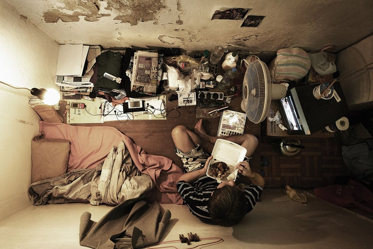 Organizaciones como la Sociedad para la Organización Comunitaria (SoCO) intentan combatir estas horribles condiciones de vida.
