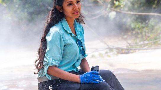 Bióloga química y molecular peruana. Exploradora de National Geographic.
