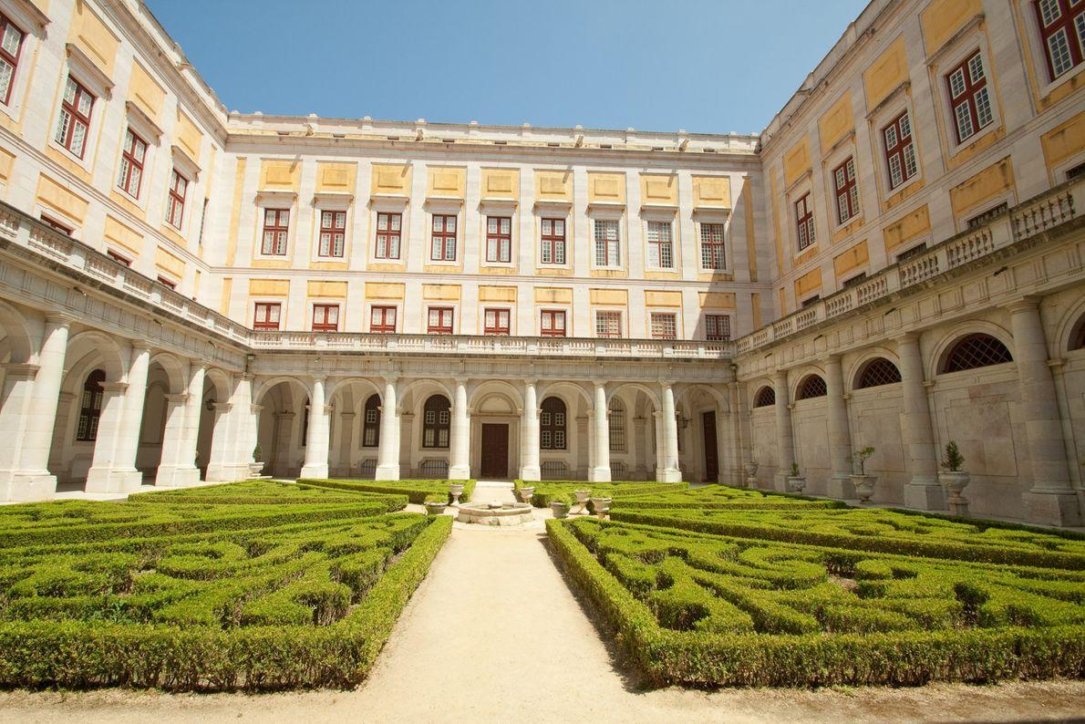Royal Building of Mafra, Portugal