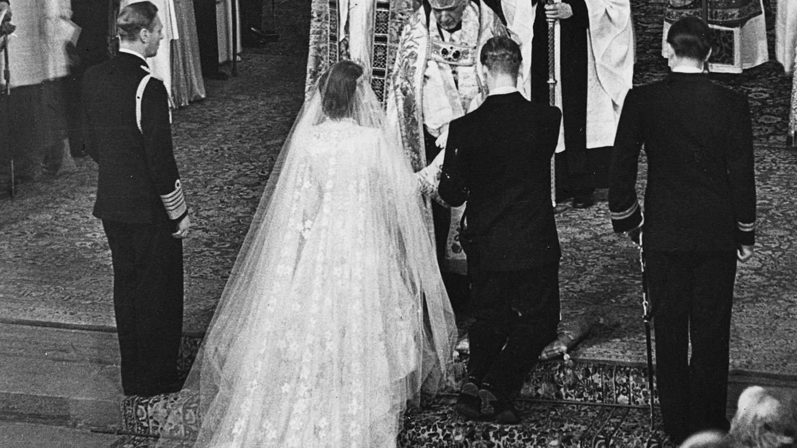 El arzobispo de Canterbury presidirá la ceremonia de la boda real; esa es la responsabilidad del ...