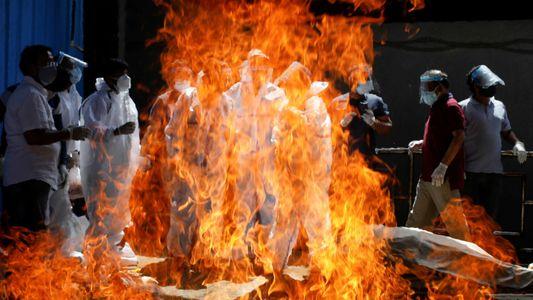 India: La segunda ola de COVID-19 golpea fuertemente al país
