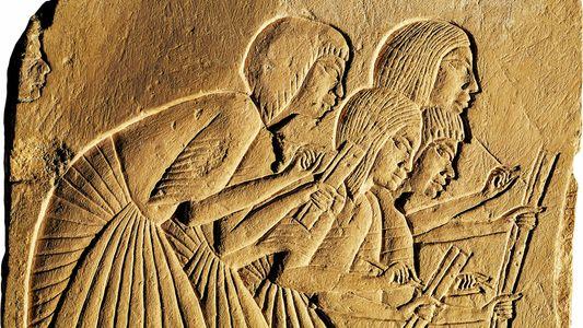 Cartas privadas de faraones revelan cómo era la política hace 3.300 años