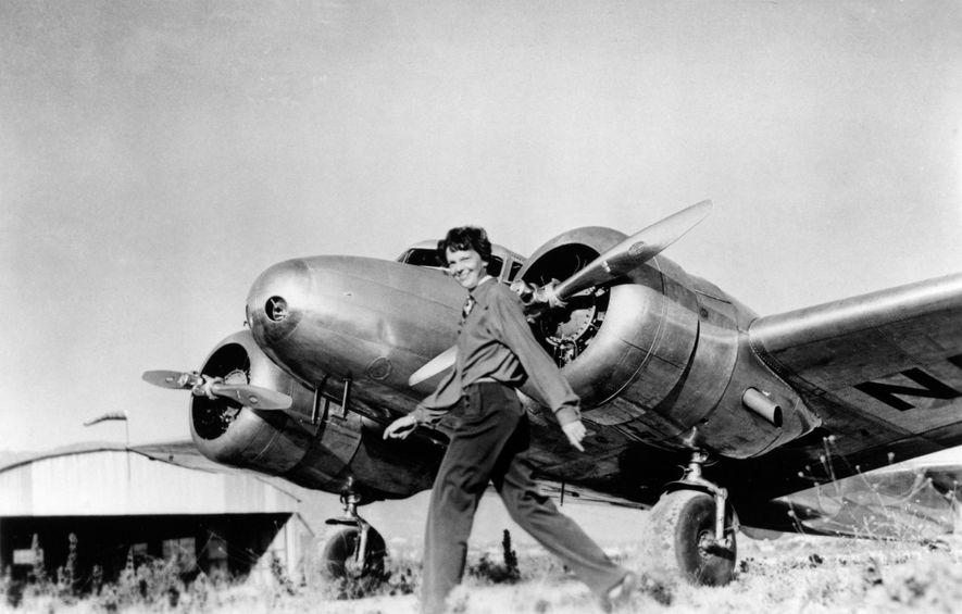 """Resultado de imagen de Amelia Earhart avion"""""""