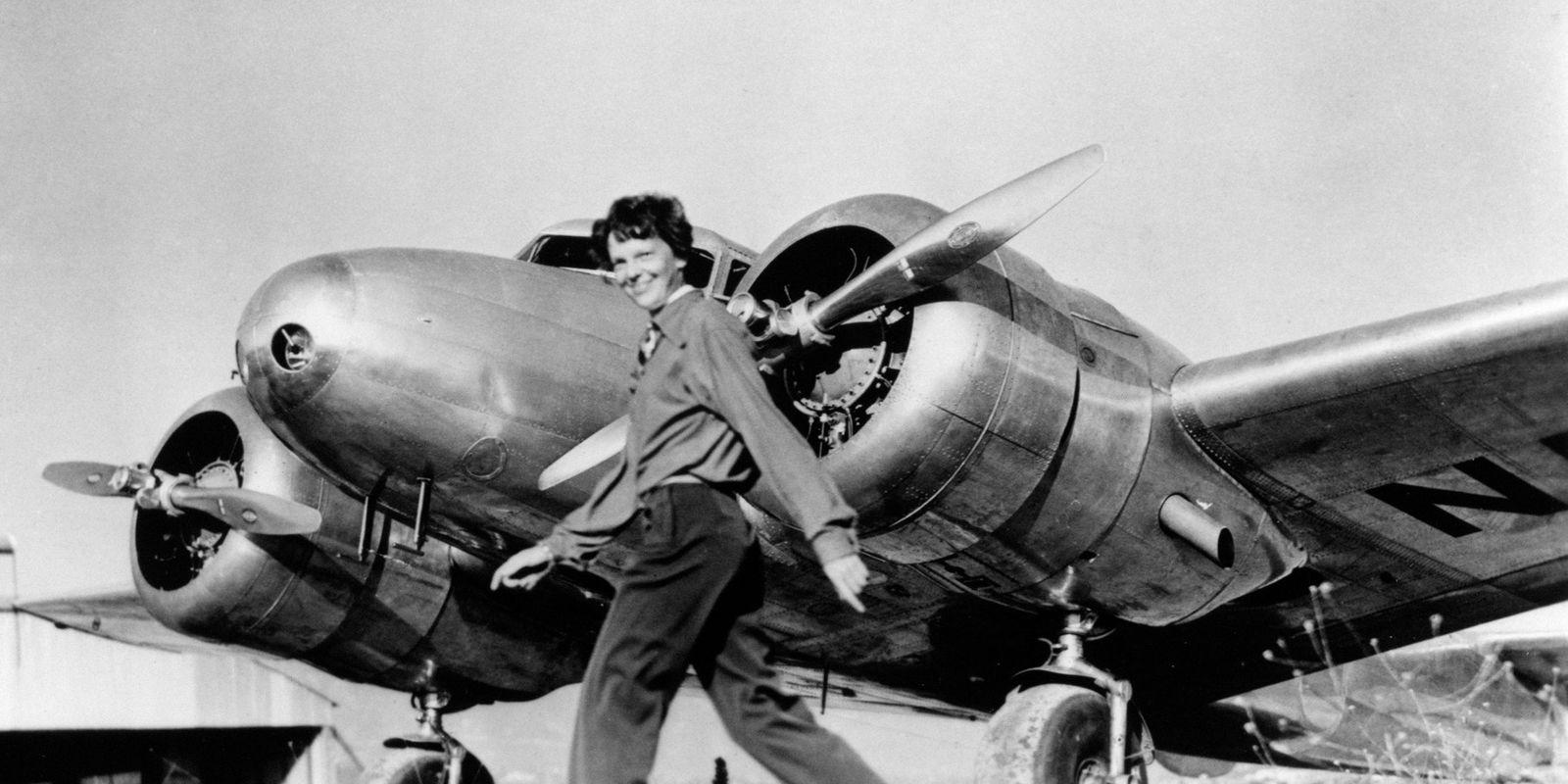 Exclusivo: adéntrate en la misión que busca el avión de Amelia Earhart