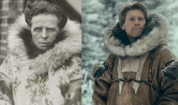 El noruego Leonhard Seppala dejó la búsqueda de oro para dedicarse al adiestramiento y la cría ...