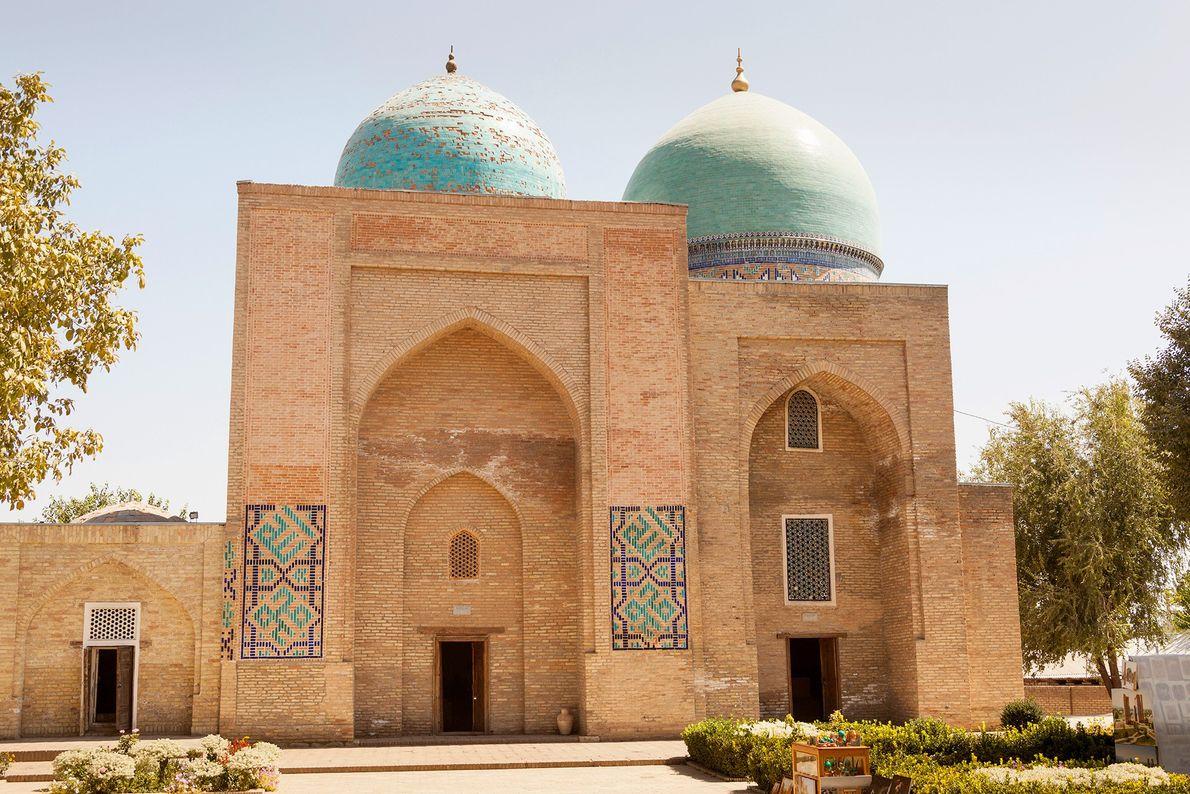 Historic Centre of Shakhrisyabz, Uzbekistan