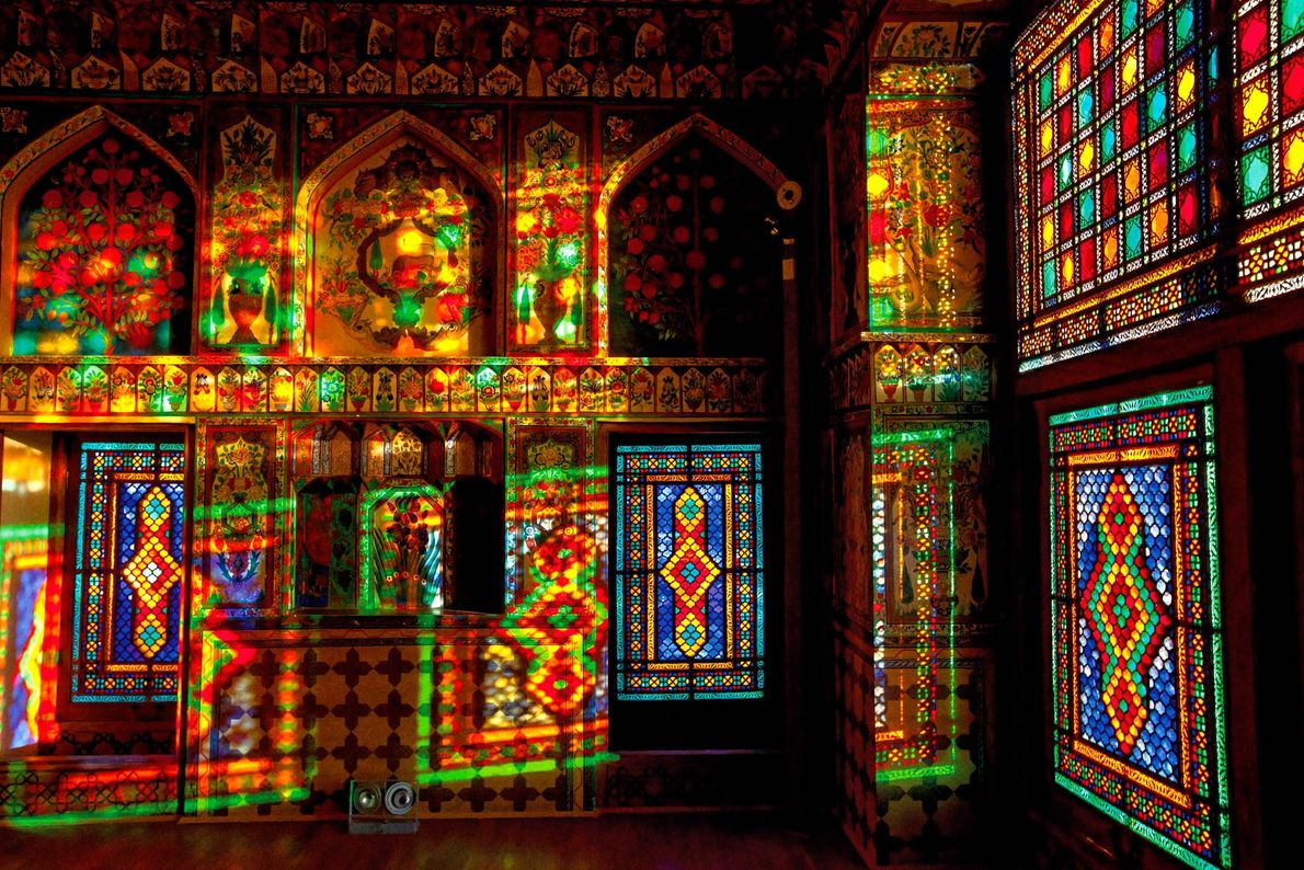 Historic Center of Sheki with the Khan's Palace, Azerbaijan