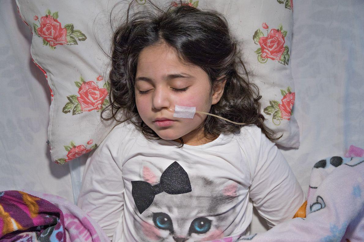 En Suecia, cientos de niños inmigrantes cuyas familias han sido deportadas han contraído el síndrome de ...