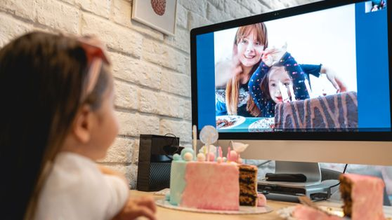 Cómo hacer que los niños sociabilicen en tiempos de distanciamiento social