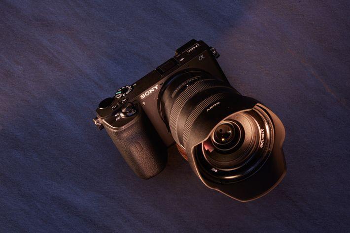 Ideal para: días largos en el campo. La batería Z-style del Sony a6600 acciona 800 fotos con ...