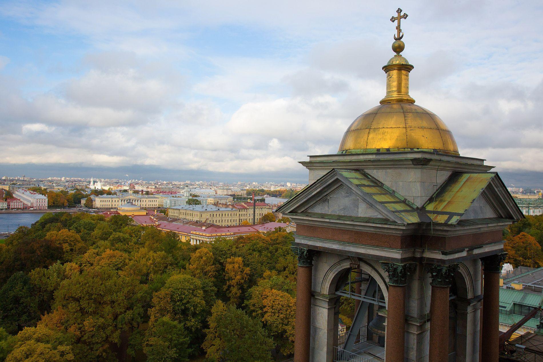 Cómo aprovechar 24 horas en San Petersburgo
