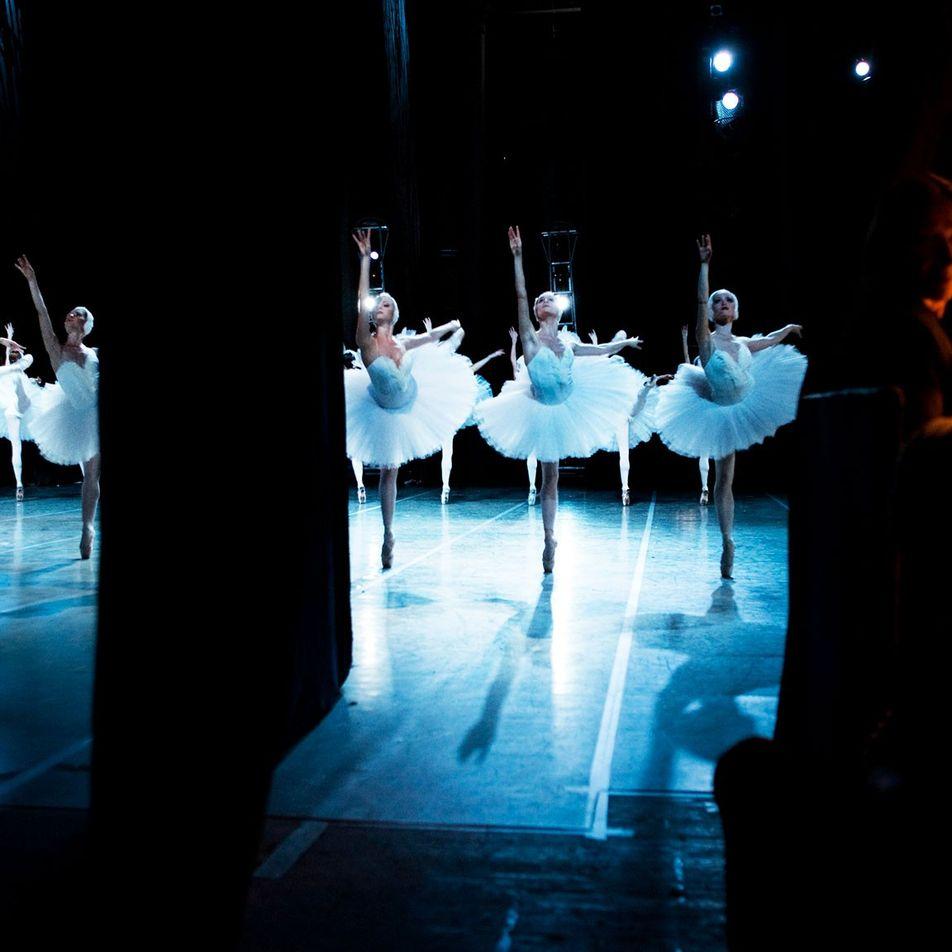 Adéntrate en el ballet más icónico de Rusia