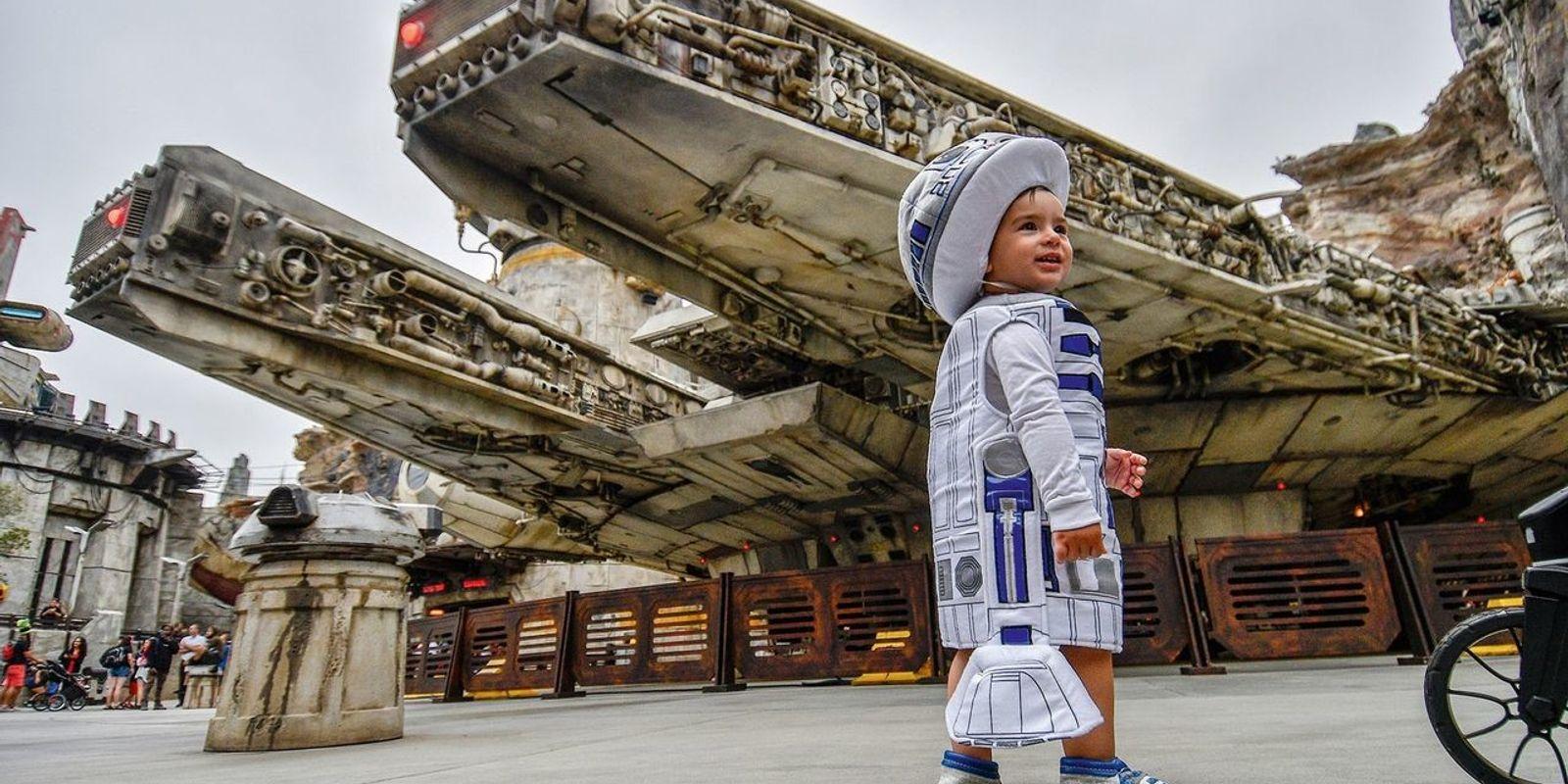 Viaja a otras galaxias con Star Wars