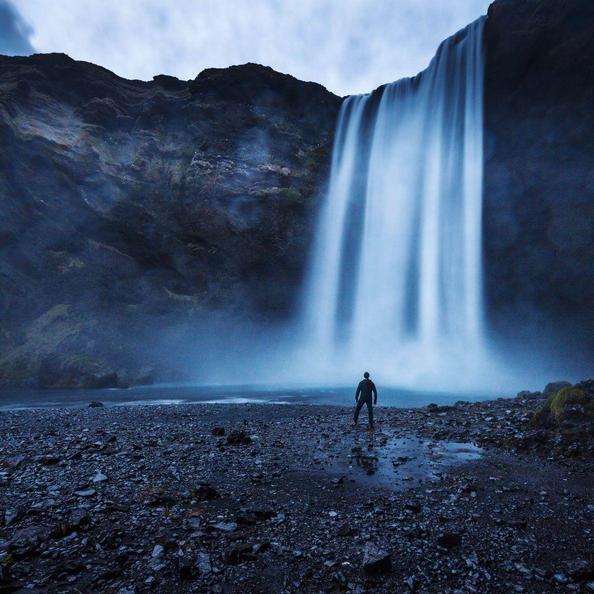 Persiguiendo cascadas