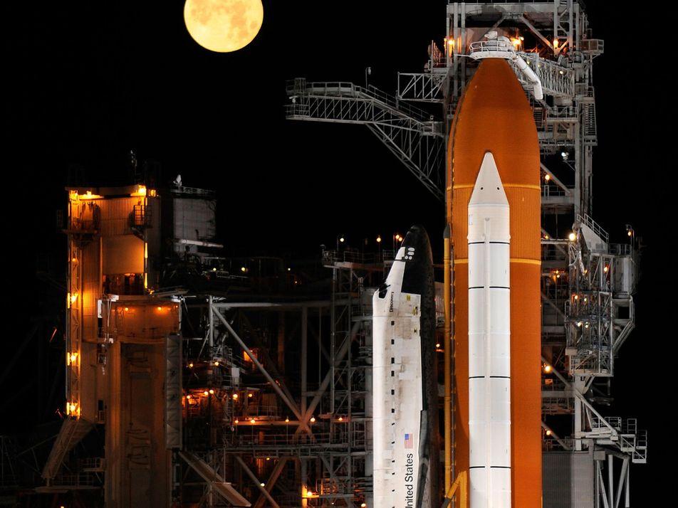 Las mejores capturas del fotógrafo oficial de la NASA