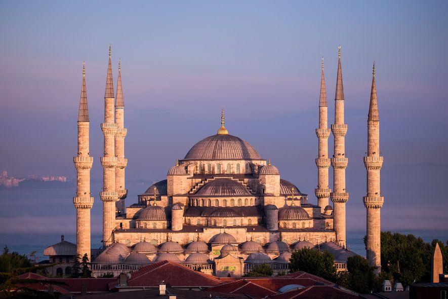 Mezquita Ahmed De Sultan (Mezquita Azul)