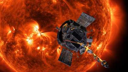 """La NASA se prepara para """"tocar el Sol"""""""
