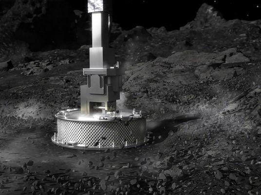 NASA: la misión OSIRIS-REx llegó al asteroide Bennu y se espera la confirmación de la toma ...