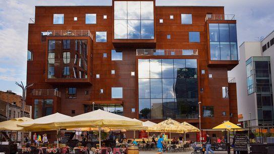 La capital de Estonia hoy es símbolo de alta tecnología. Fue la primera nación del mundo ...