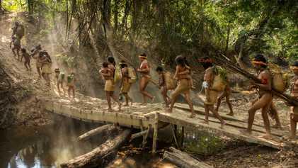 Adéntrate en las comunidades indígenas amazónicas amenazadas en Perú y Brasil