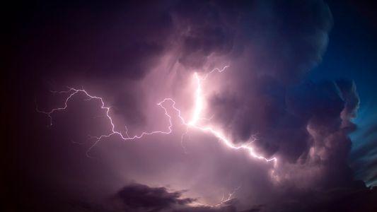 Detectan la tormenta eléctrica más potente registrada hasta la fecha