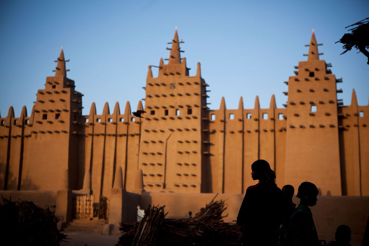 Old Towns of Djenné, Mali