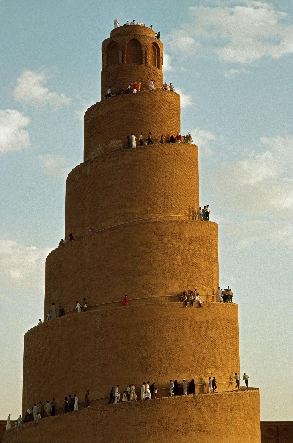 Samarra Archaeological City, Iraq