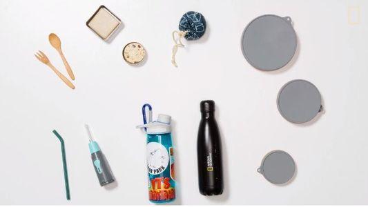 Aprende cómo viajar sin plásticos de un solo uso
