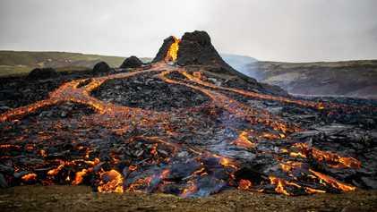 Una erupción en Islandia podría marcar el comienzo de décadas de actividad volcánica
