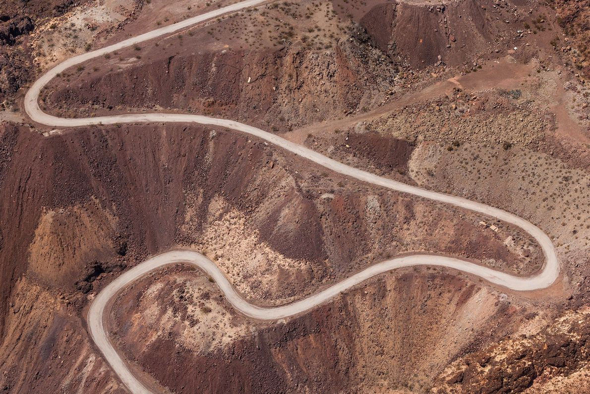Desierto de Mojave, Nevada