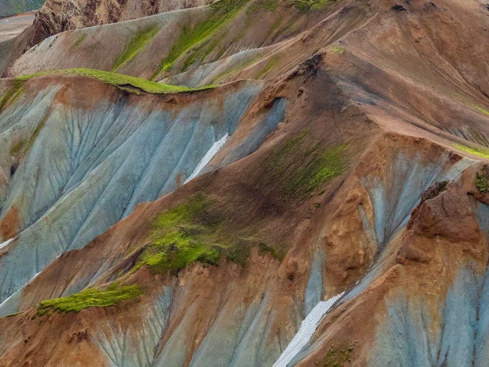 Asombrosas imágenes desde ventanas de aviones