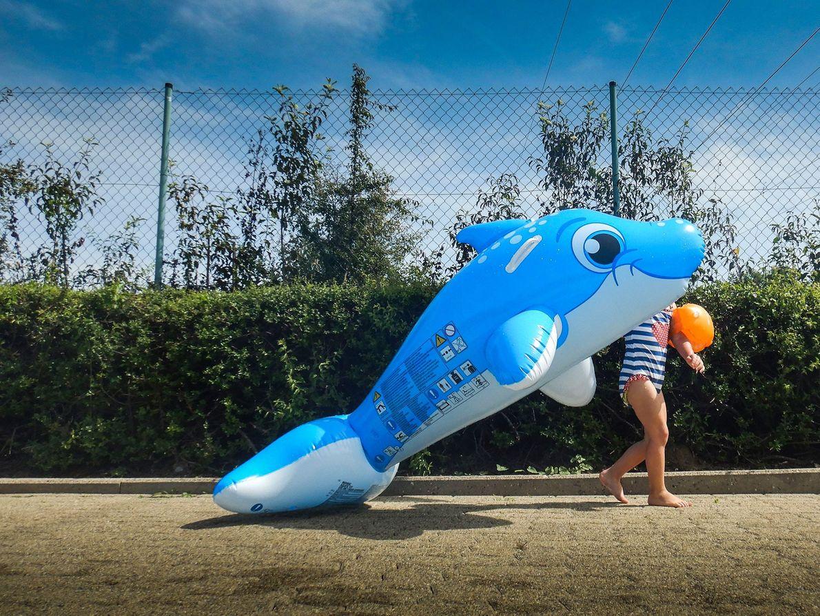 Alemania No tienes que ir muy lejos si buscas un sitio para refrescarte durante los calurosos veranos ...
